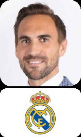 Michael Sutherland, CTO, Real Madrid C.F.
