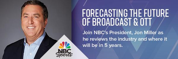 Forecasting the future of broadcast & OTT