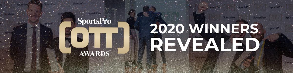 OTT Awards 2020 winners